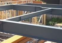 Completed Structural Steel
